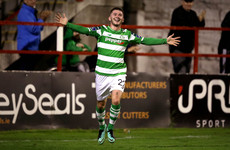 Shamrock Rovers exorcise some demons as they pick up comprehensive cup win at Tolka Park