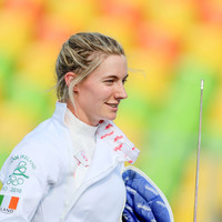 Natalya Coyle in silver medal position going into World Championship final day