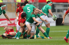 As it happened: Ireland v Wales, Women's Rugby World Cup 2017