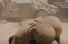 Twitter can't stop marveling at Tom Cruise's massive arse in this scene from Valkyrie