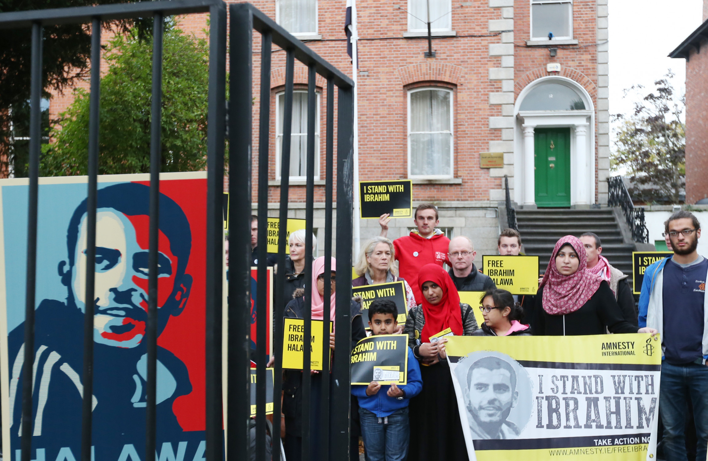 Taoiseach tells Egyptian President of disappointment over Ibrahim Halawa