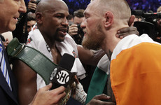 Mayweather stops brave McGregor in the 10th to win superfight