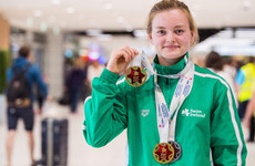 Ireland's golden girl McSharry crowned world champion in Indianapolis