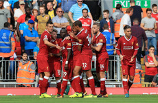 As it happened: Liverpool vs Arsenal, Premier League