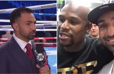 'Floyd didn't ask me a single question about Conor. He didn't give a shit'