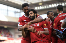 Liverpool thump hopeless Arsenal for four with emphatic display at Anfield