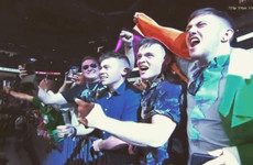 The great story of how two Irish lads snuck into the front row of the McGregor fight with no tickets