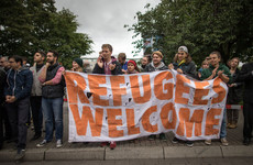 Young people's welcoming attitude towards refugees 'shows governments are out of touch'