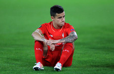 'It's stress': Brazil team doctor says Coutinho is fit to play for his national team