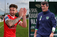 Keane says Maguire 'unlucky' to miss out on Ireland squad, hints that he could be involved next week