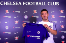 Only one more to go: Kylian becomes third Hazard brother to be signed by Chelsea