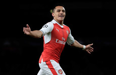 With deadline day approaching, Arsenal reject £50m bid for Alexis Sanchez from Man City