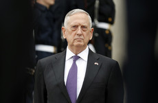 Transgender troops can continue to serve in US military for now, says Defense Secretary