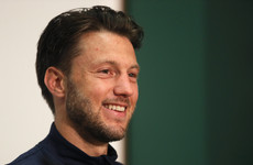 'An Irish-born player with the same ability as me would deserve to play over me' - Harry Arter
