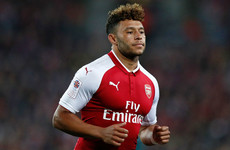 Liverpool agree £40m deal with Arsenal for Alex Oxlade-Chamberlain
