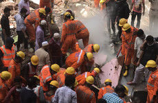 Seven dead and over 30 feared trapped as building collapses in Mumbai