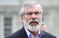 Adams says young people will be radicalised by the DUP's refusal to embrace their rights