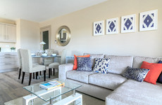 Three floors of space and smart design just 25 minutes from Dublin city centre