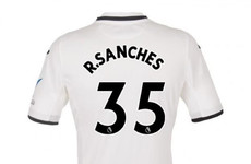 The Premier League have blocked Renato Sanches from wearing number 85