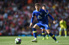 Ross Barkley 'changes his mind' over £35 million Chelsea switch during medical