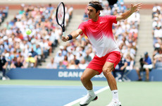Roger Federer survives major scare at US Open as he goes the distance with Youzhny