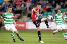 Promising Derry City youngster Holden seals Deadline Day move to Bristol