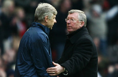 Ex-United chairman reveals talks were held with Wenger to succeed Ferguson