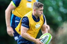Larmour the latest exciting prospect off Leinster's remarkable conveyor belt