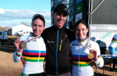 Gold for Ireland! Katie-George Dunlevy and Eve McCrystal record first Para-cycling world title
