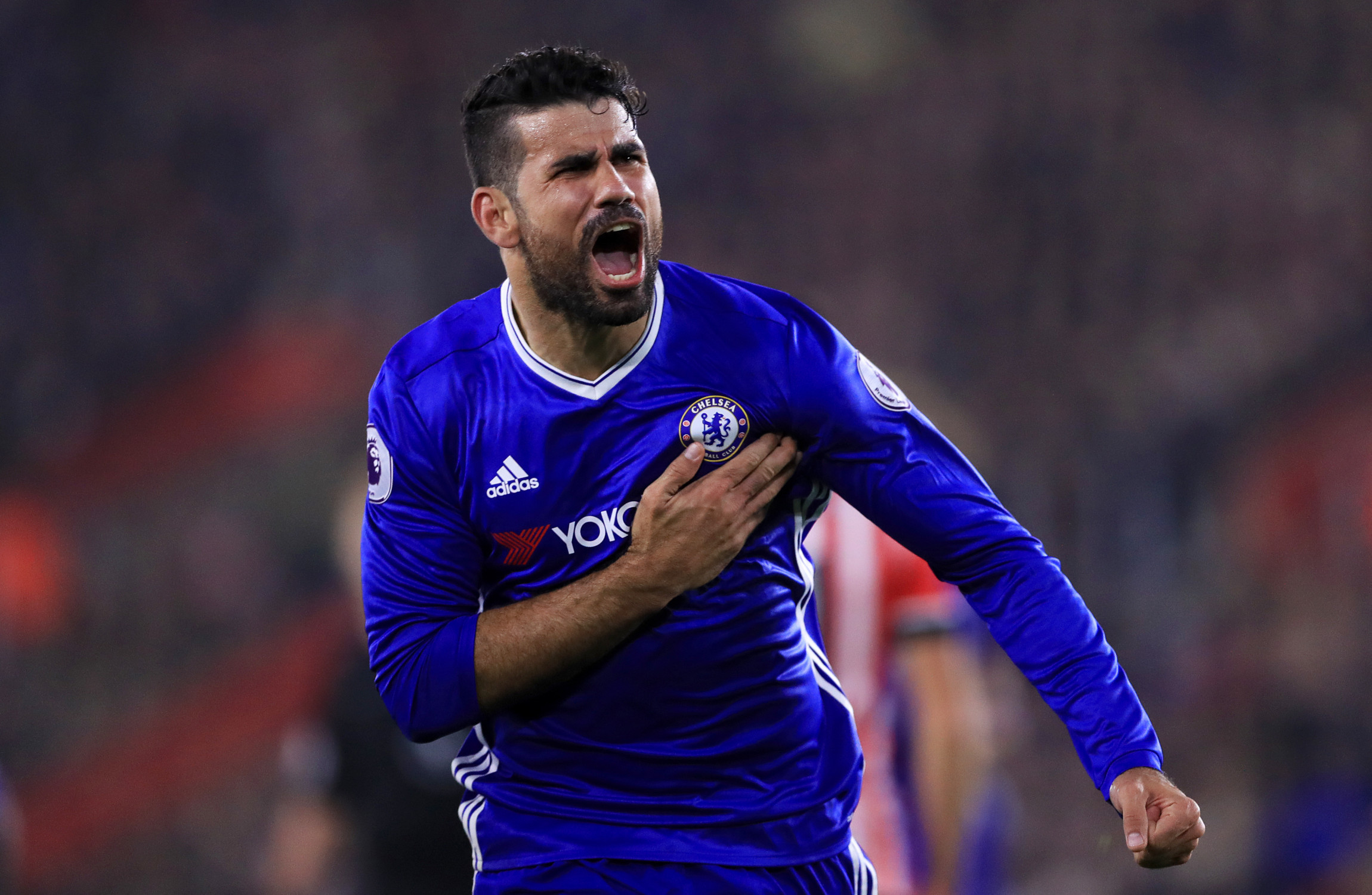 Could a dramatic U turn be on the cards Diego Costa named in