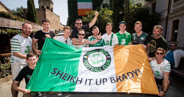 Letter from Tbilisi: €2 tickets, the home of a famous Liverpool upset and Ireland's need to win at all costs