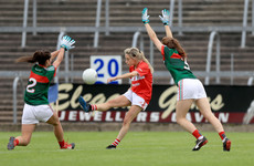 As it happened: Cork v Mayo, All-Ireland Ladies senior football semi-final