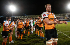 Cheetahs hurt by Ulster defeat but vow to learn their lessons ahead of Thomond trip