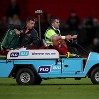 Concern for Munster's young centre Goggin after serious knee injury in Treviso win