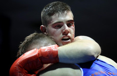 Ireland's Joe Ward wins silver at World Boxing Championships