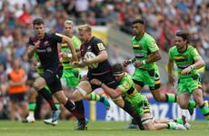 Scintillating Saracens thrash Saints as London Irish return with thrilling Twickeham win