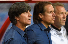 'I'm full of anger - they bring shame on our country': Löw condemns Nazi chants