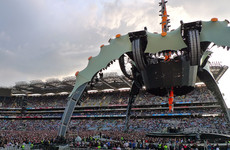 The picture Wikipedia uses for Croke Park on its 'All-Ireland Hurling Final' page is *slightly* misleading