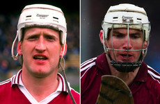Galway captain remembers absent heroes in passionate acceptance speech