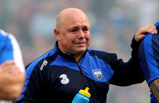 Waterford boss McGrath 'overcome with pride' despite All-Ireland final heartbreak