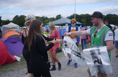 People encouraged to bring camping gear home from Electric Picnic