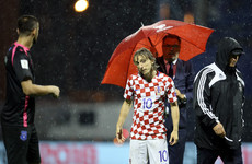 Luka Modric fumes as Croatia now face into hectic schedule after farcical Kosovo qualifier