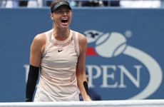 51 unforced errors brings an end to Maria Sharapova's Grand Slam comeback in New York