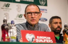 Defiant O'Neill reminds critics Ireland are fourth seeds, looks to past victories as inspiration for Serbia