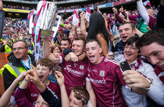 Here are the plans if you're celebrating tonight with the Galway hurlers