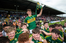 Scoring star and Kerry's great football hope - Clifford aims to finish minor career in style