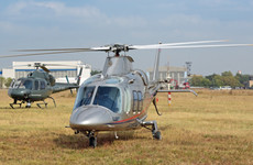 Pilot falls to his death from helicopter he was flying in Belgium