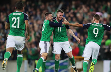 Northern Ireland secure second-place and inch closer to World Cup play-offs