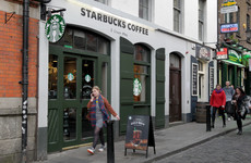 Dublin cafés are giving out free coffee to protest the spread of Starbucks