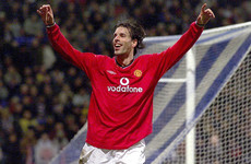 Real Manchester United is back again and it's great to see - Ruud Van Nistelrooy